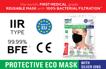 Breaking News: 100% Bacterial Filtration Mask!