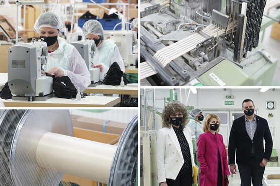 MedTex Factory Donated Protection Masks