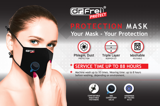 Protection Mask Dr. Frei Protection